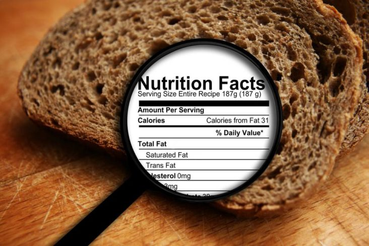 Ingredients and Nutrition Labels in Santa Clarita