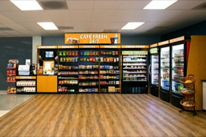 Vending Machines & Office Coffee Service Santa Clarita
